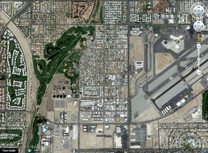 Colorising Black and White Historical Aerial Imagery - Google Earth Blog