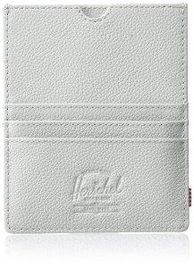 Herschel Supply Co. Men's Eugene Leather RFID Blocking Passport Wallet