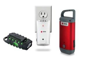 Eton Scorpion II Digital Radio & Emergency Light Set - 3 Item Bundle