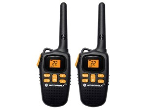 Motorola MD207R Talkabout 2-Way Radio 2pk