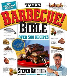 The Barbecue! Bible 10th Anniversary Edition Kindle Edition