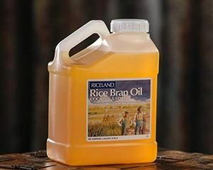 1 gallon Rice Bran Oil