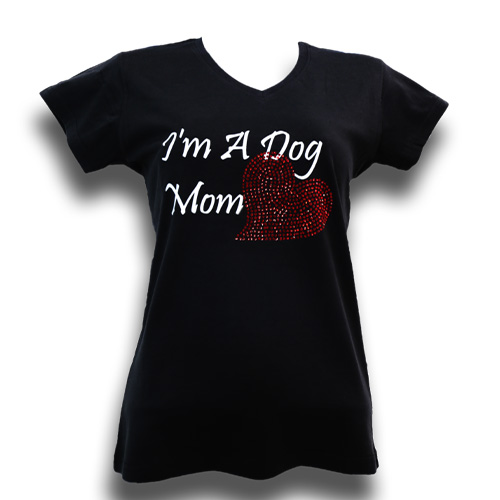 I'M A DOG MOM - GEAR UP POET HUMAN FASHION