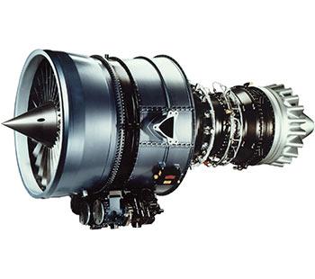 The CFE738 Engine GE Aviation