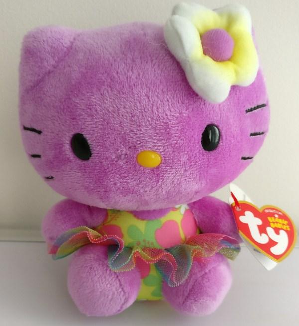 Hello Kitty pluche