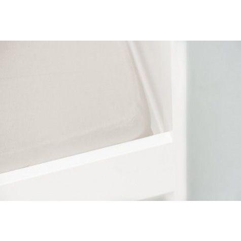 Briljant Baby Jersey Hoeslaken Off-white