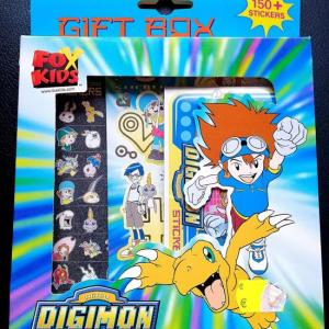 Digimon sticker