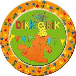 Dikkie Dik borden