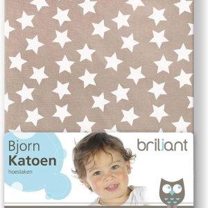 Briljant Baby Hoeslaken Bjorn Sterren