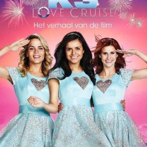 K3 Love cruise boek