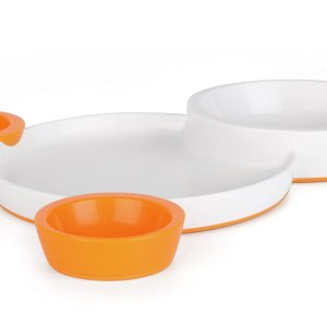 Boon Groovy Eetbord Oranje