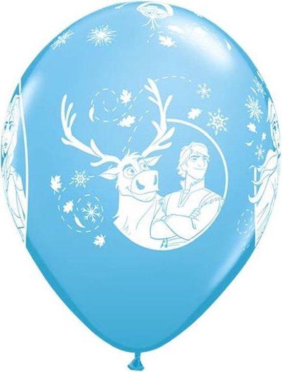Frozen II Ballonnen
