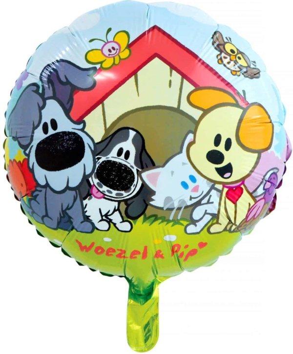 Woezel & Pip Folieballon