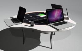 Entity table concept