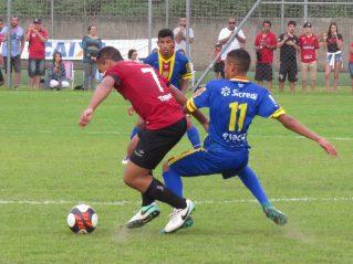 Sub-19 segue invicto na Copa FGF. Foto: Gustavo Pereira