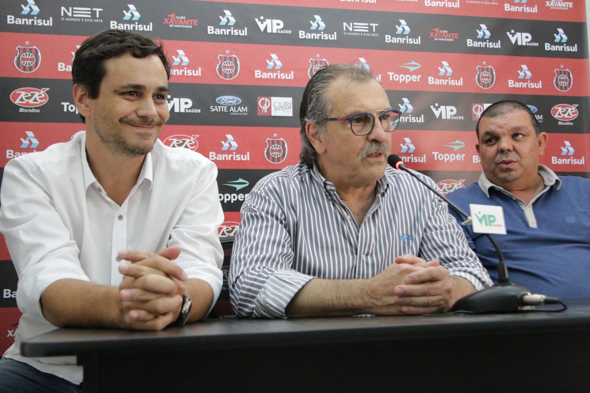 Brasil-Pel: Reforço no Depto. Médico