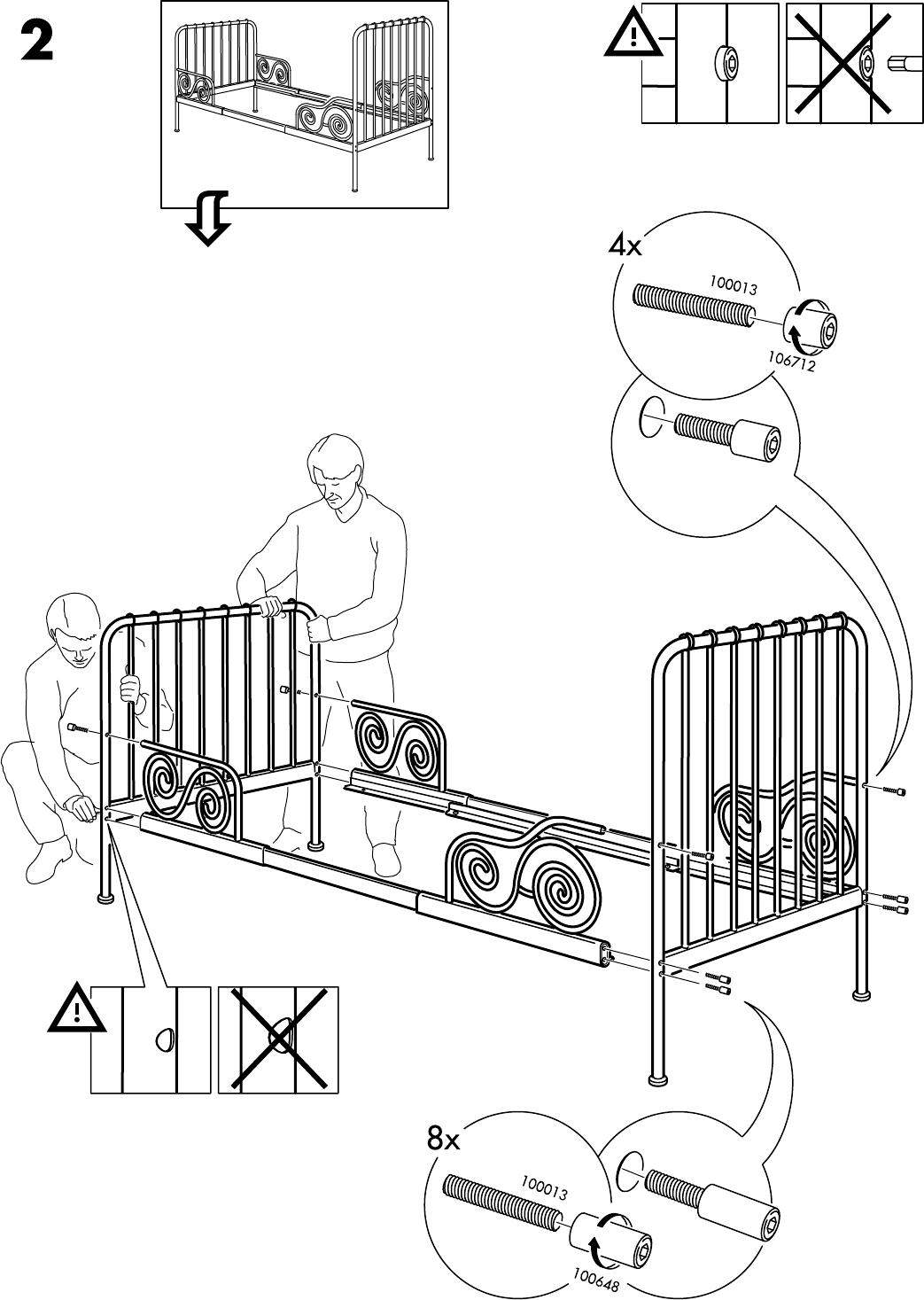 Ikea Bunk Bed Instruction Manual