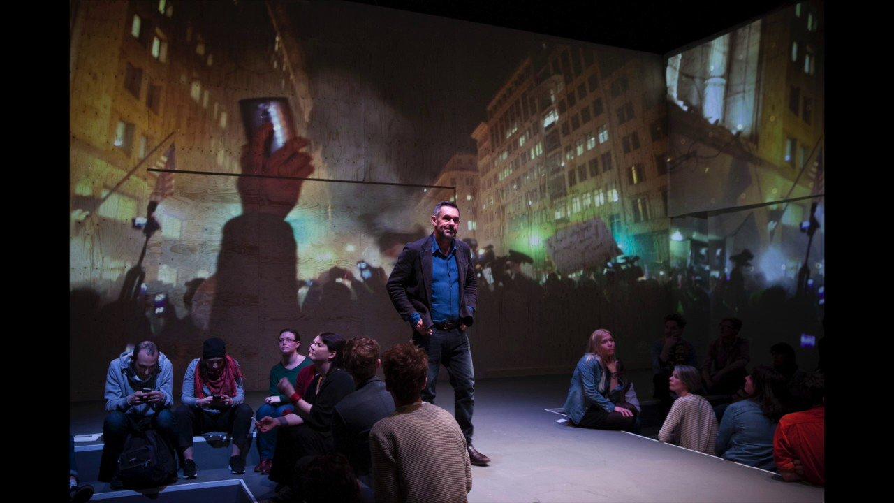 Paul Mason: Utopía y Storytelling