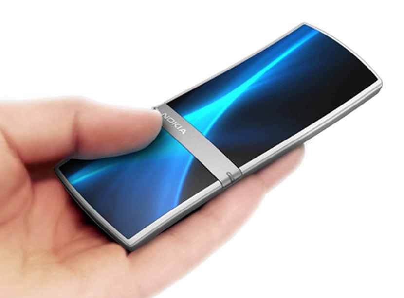 Nokia Aeon - concept phone