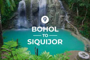 Bohol to Siquijor cover image