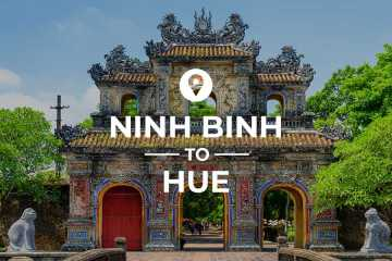 Ninh Binh to Hue cover image