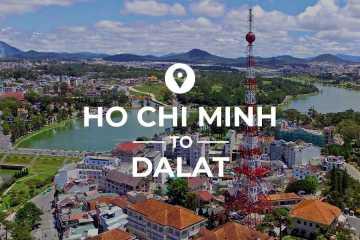 Ho Chi Minh to Da Lat cover image