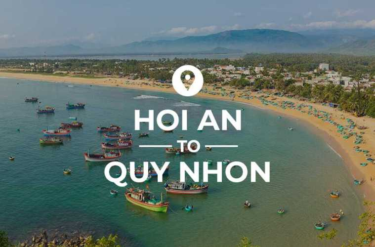 Hoi An to Quy Nhon cover image