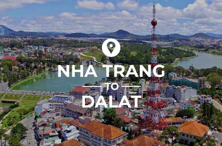 Nha Trang to Da Lat cover image