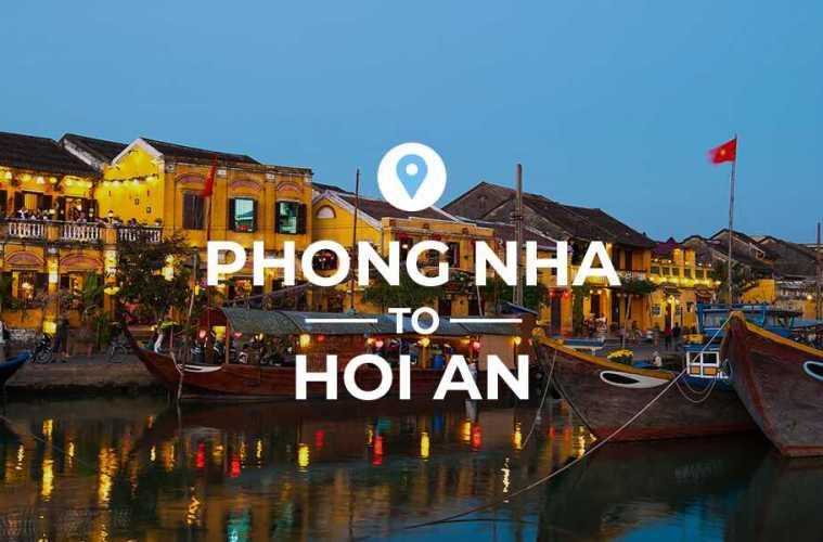 Phong Nha to Hoi An cover image
