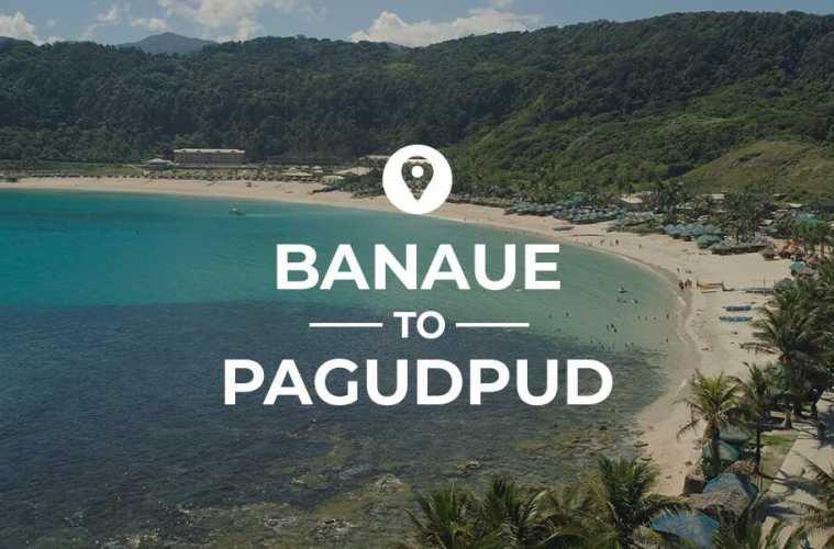 Banaue to Pagudpud cover image