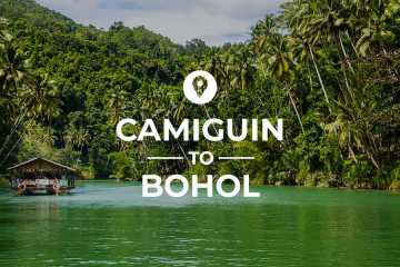 Camiguin to Bohol cover image