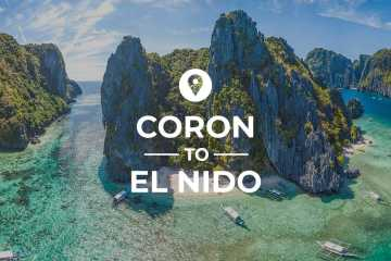 Coron to El Nido cover image