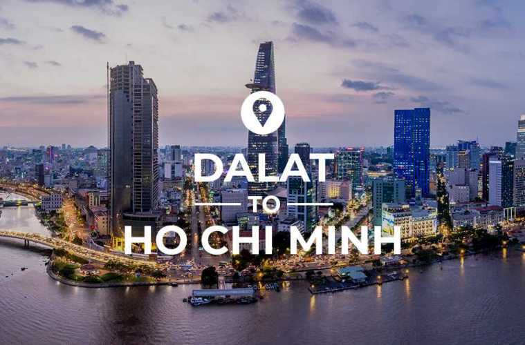Da Lat to Ho Chi Minh cover image