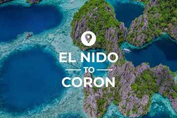 El Nido to Coron cover image