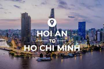 Hoi An to Ho Chi Minh cover image