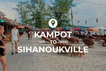 Kampot to Sihanoukville cover image