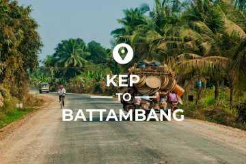 Kep to Battambang cover image