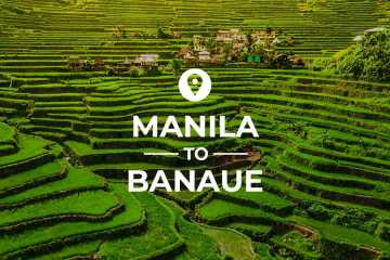 Manila to Banaue cover image