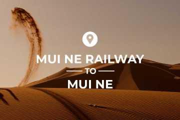 Mui Ne railway station cover image