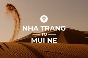 Nha Trang to Mui Ne cover image