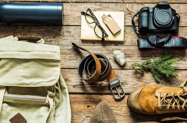 Travel packinglist