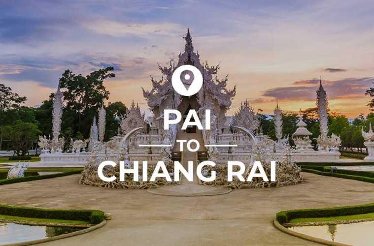 Pai to Chiang Rai cover image