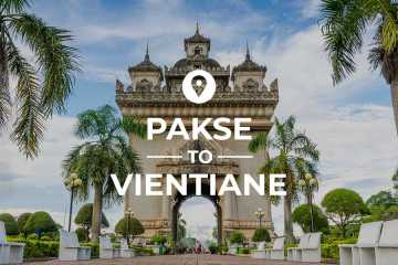 Pakse to Vientiane cover image