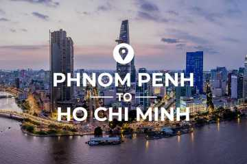 Phnom Penh to Ho Chi Minh cover image