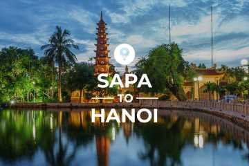 SaPa to Hoi An cover image