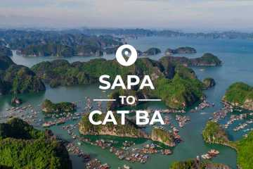 SaPa to Cat Ba cover image
