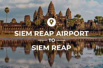 Siem Reap Airport cover image