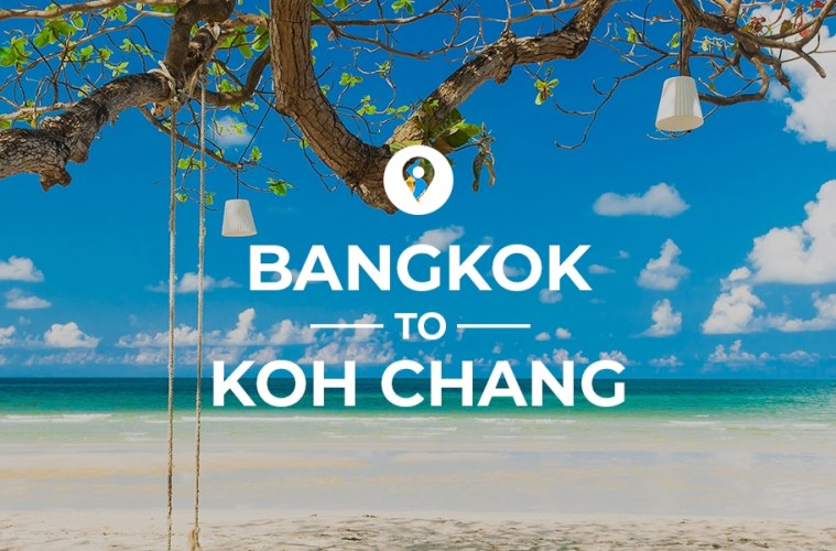 Bangkok to Koh Chang cover image