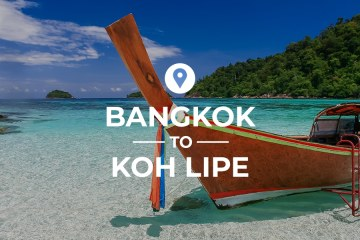Bangkok to Koh Lipe cover image