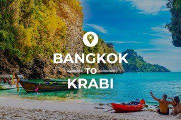 Bangkok to Krabi cover image